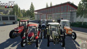 Iconik Small Tractors 2
