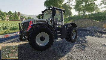 JCB Fastrac 4220 Limited Edition fs19
