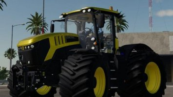 JCB Fastrac 8330 FIX by Alex Blue v1.0.0.8 fs19
