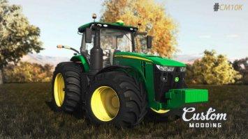 John Deere 8R FS19