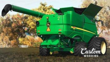John Deere S700 FS19