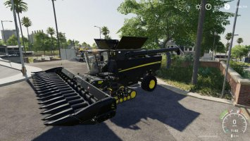 John Deere S790 by Stevie fs19