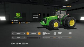 John Deere Series 8R VE