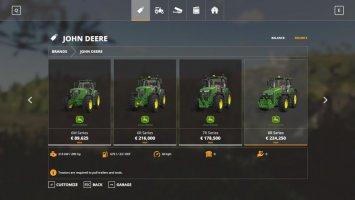 John Deere tractors v1.0.0.2