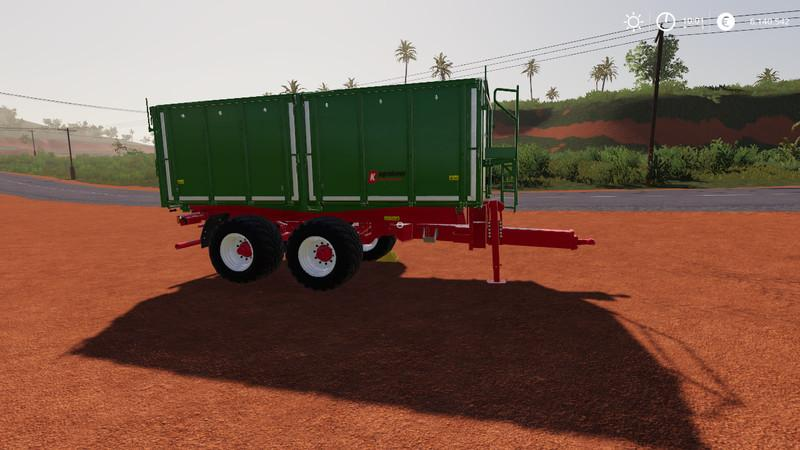 Kroeger TKD 302 XXL color choice FS19