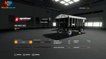 Kröger Agroliner BB HKD 302