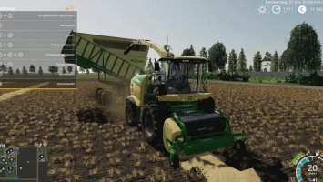 Krone Easy Flow 300S fs19