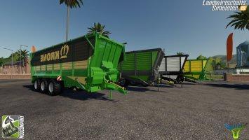 Krone Pack by Bonecrusher6 v1.1