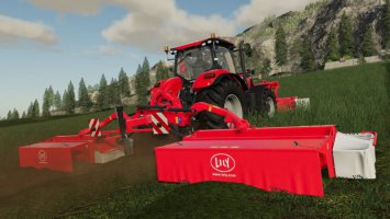 Lely Splendimo 900 MC fs19