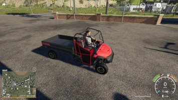 Mahindra Retriever LongBox fs19