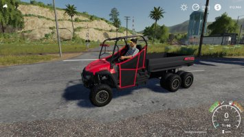 MAHINDRA RETRIEVER LONGBOX UTILITY v3.2 fs19