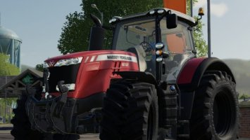 Massey Ferguson 8700 by Alex Blue v1.0.0.5 fs19