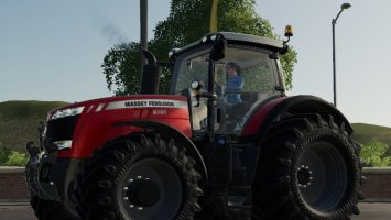 Massey Ferguson 8700 FIX by Alex Blue v1.0.0.5 fs19