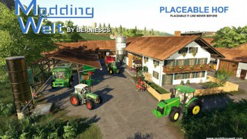 MW Placeable Hof Edit