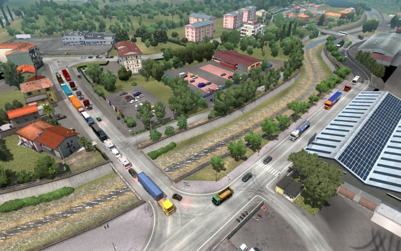 NEW] AI Traffic Mod for Version: 1 33 by D B Creation Dev Team