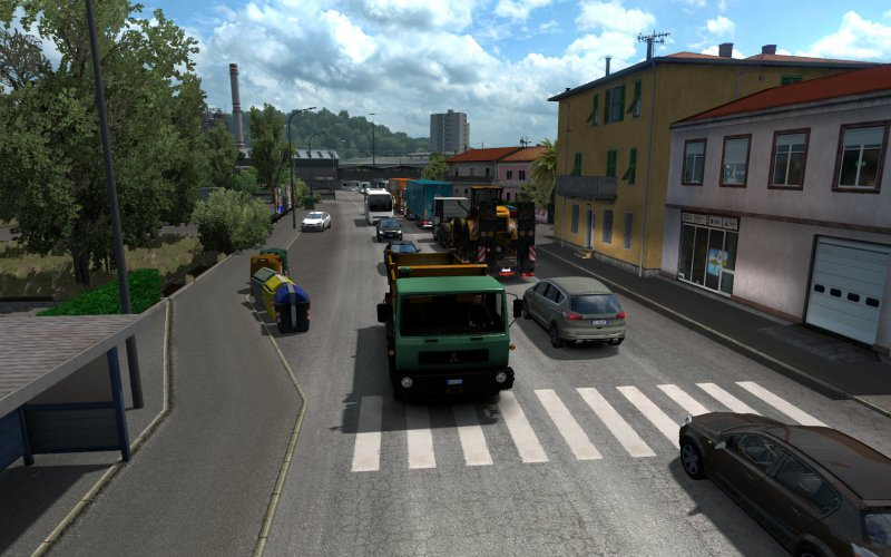 NEW] AI Traffic Mod for Version: 1 33 by D B Creation Dev