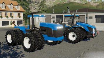 New Holland 9822