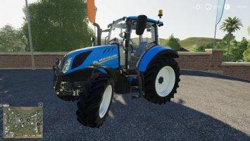 New Holland T5 edit fs19