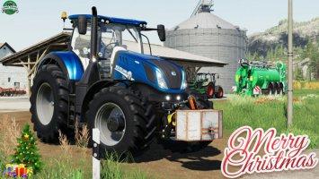 New Holland T7 Heavy Duty Blue Power V1.1.0.0 fs19