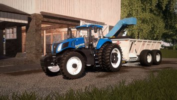 New Holland T8 American