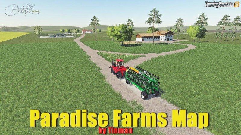 Paradise Farms V1.0.0.3 FS19