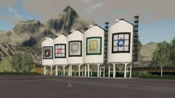 Placeable silos All in One v1.1
