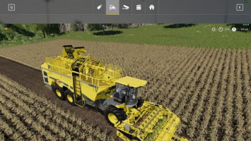 Ropa Potato Harvester Pack fs19