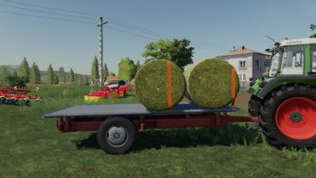 Selfmade trailer fs19