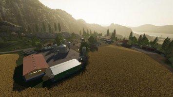SimFarmer Felsbrunn Timelapse farm v1