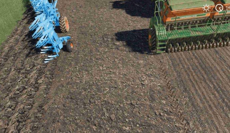 Soil Textures FS19
