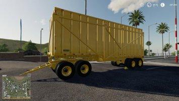 Sugarcane trailer