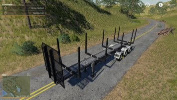 Timber Runner Wide With Autoload Wood v1.0
