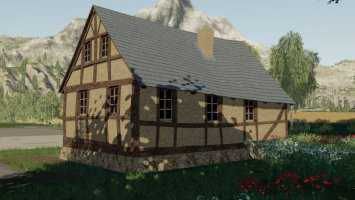 Timberframe House