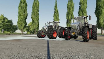 US AGCO Tractor Pack FS19