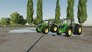 US John Deere tractor pack