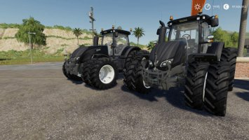 Valtra S by Stevie fs19