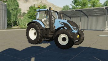 Valtra T Series Tractor – Tires fs19