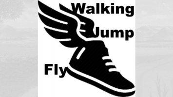 Walking JumpFly Speed v0.2 Beta