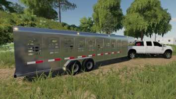 Wilson Ranch Hand Livestock trailer