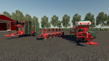 Agromasz Pack for FS19