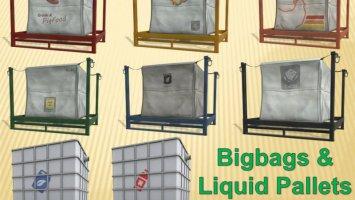Bigbags & Liquid Pallets fs19
