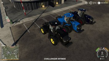 Challenger MT900E