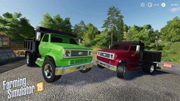 Chevy C70 Dump