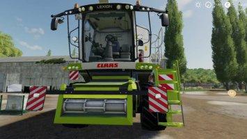Claas Lexion 700 Serie by Sumava Modding fs19