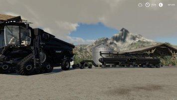 Cutter trailer Extrmo 1300