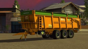 Dangreville 24t fs17