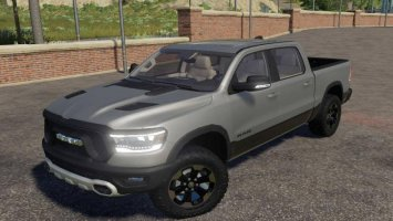 Dodge Ram 1500 Rebel fs19