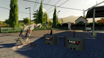 EE MX FraBel Pack fs19