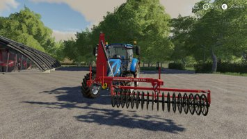 Expom terra I Front Cultivator fs19