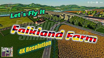 Falkland Map v2.0 fs19